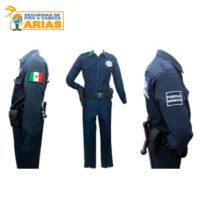 Uniformes de Policias